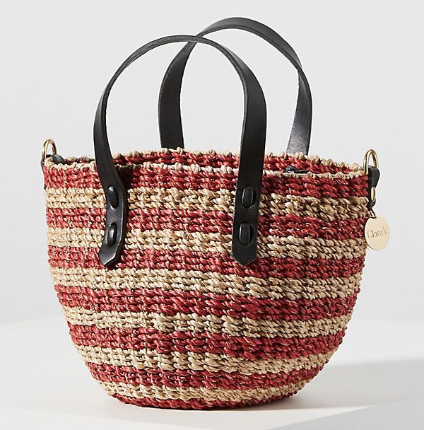 UNRULY | Summer Is Coming—Stock Up on Straw Bags