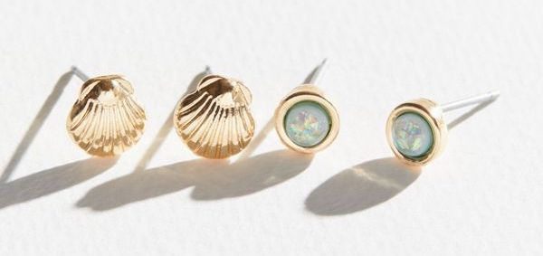 UNRULY   Is There Ever a Wrong Time to Shop Stud Earrings? (Spoiler Alert: Nope.)