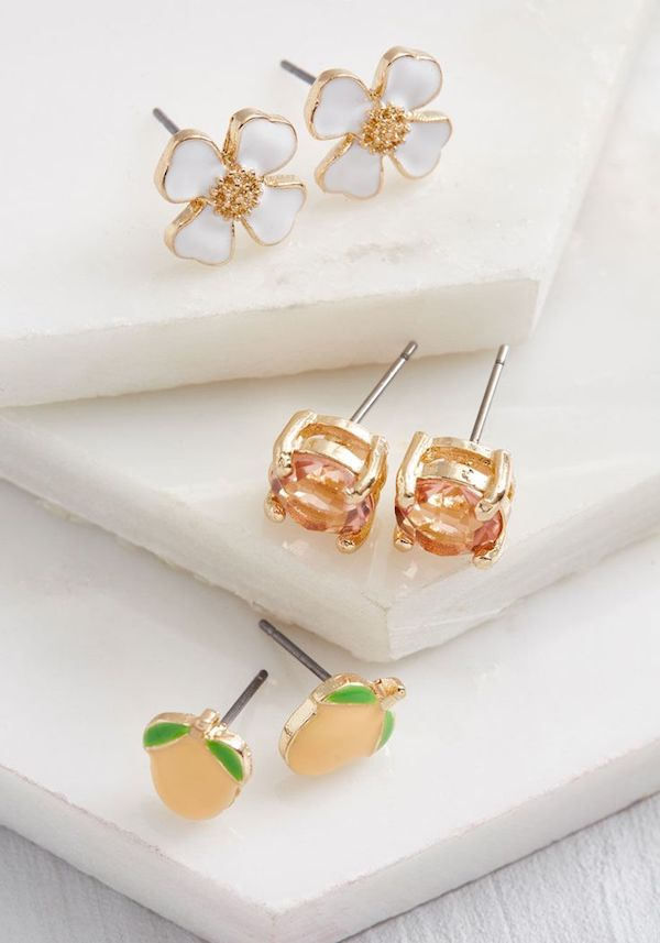UNRULY | Is There Ever a Wrong Time to Shop Stud Earrings? (Spoiler Alert: Nope.)