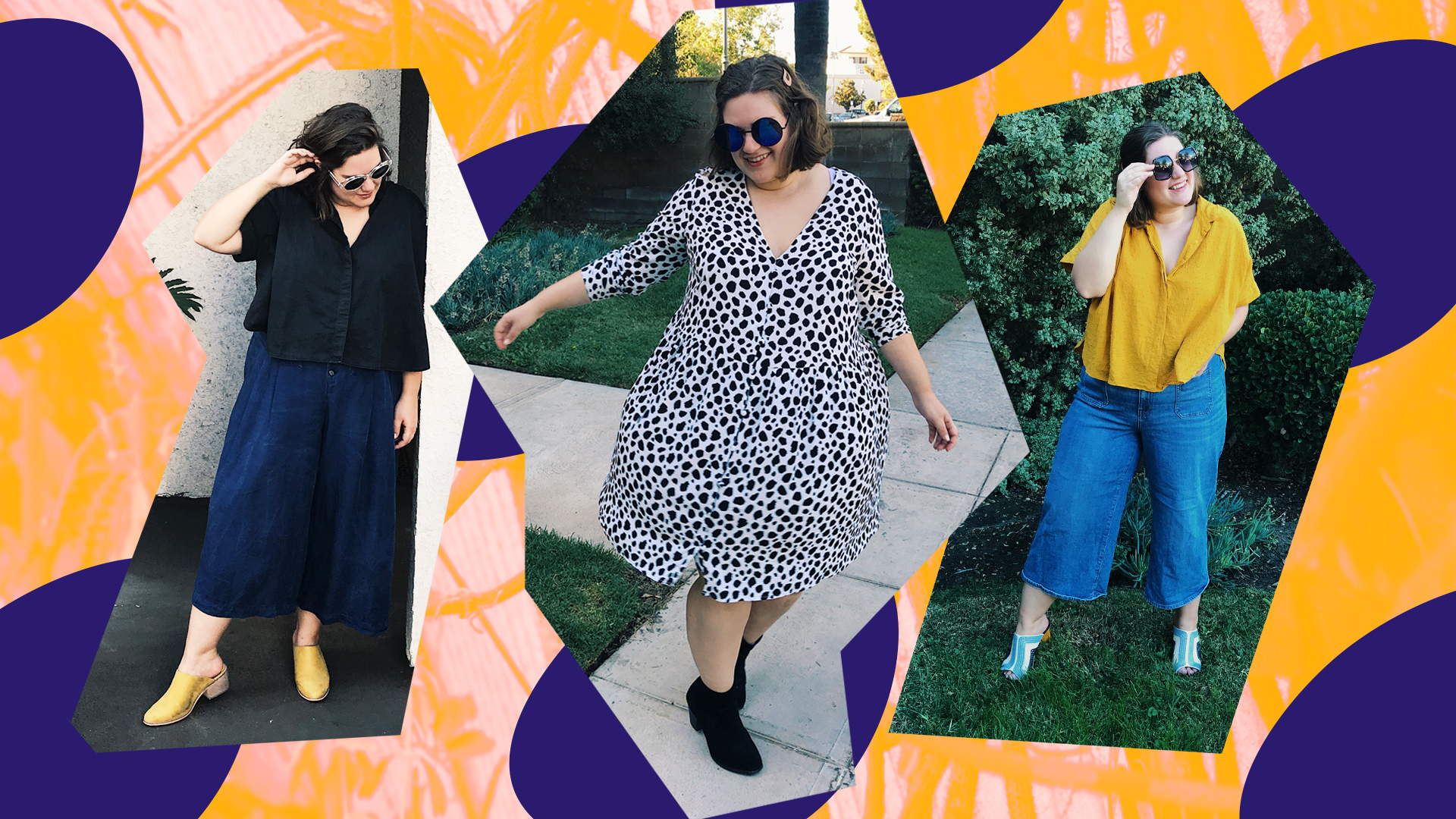 UNRULY | Plus-Size Fall Outfits for Warmer Weather