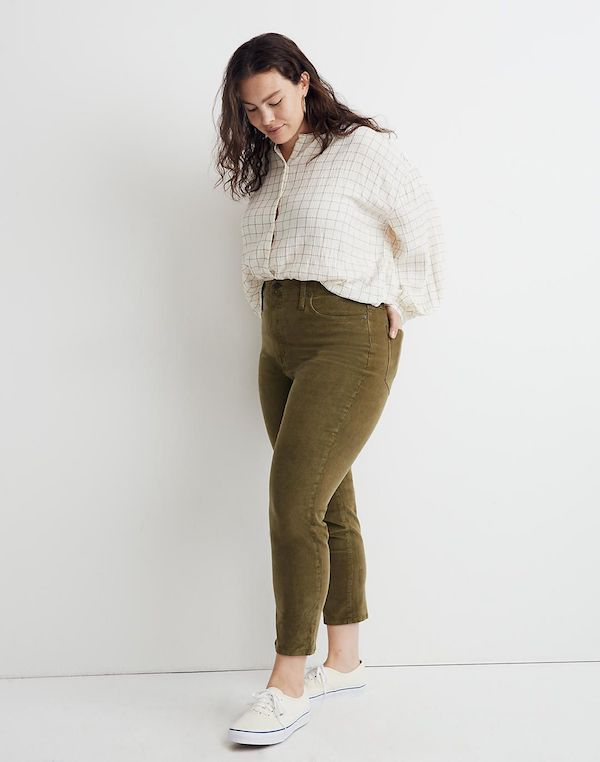 UNRULY | Plus-Size Corduroys to Shop Now