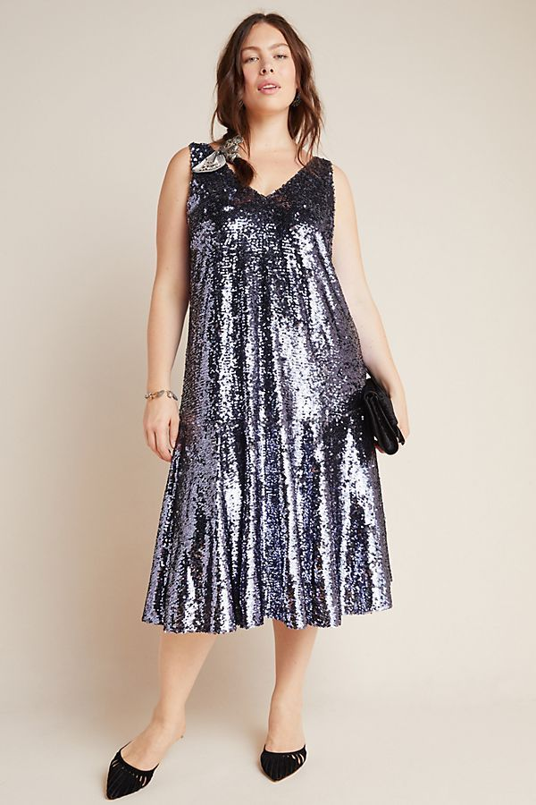 UNRULY   Plus-Size Winter Wedding Guest Dresses
