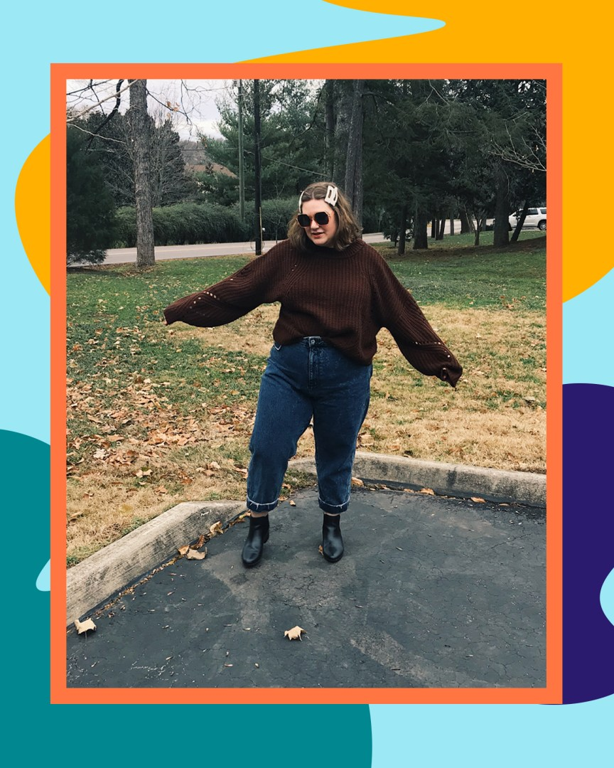 UNRULY   Styling Mom Jeans for Winter Is an Art—and I May Have Just Mastered It