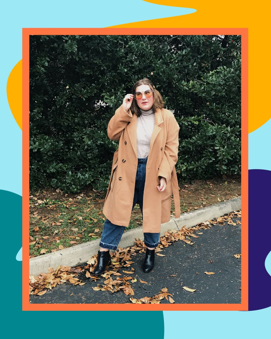 UNRULY | Styling Mom Jeans for Winter Is an Art—and I May Have Just Mastered It