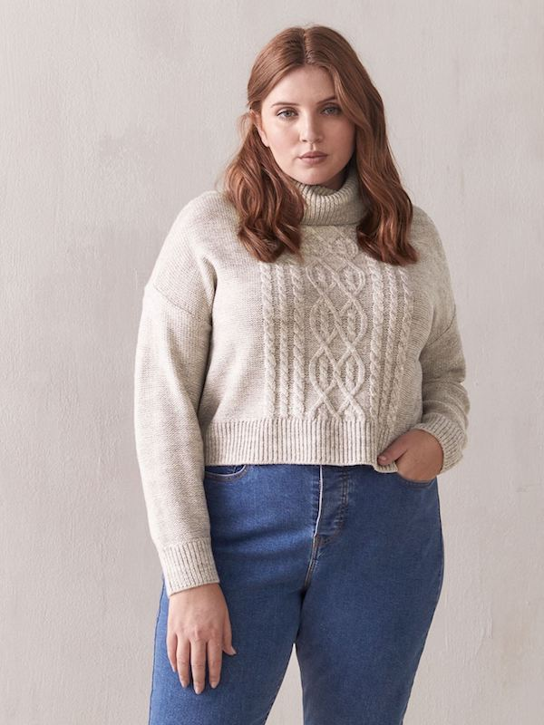 UNRULY | Plus-SIze Turtlenecks