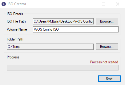VyOS Configuration Restore - Be-Virtual net