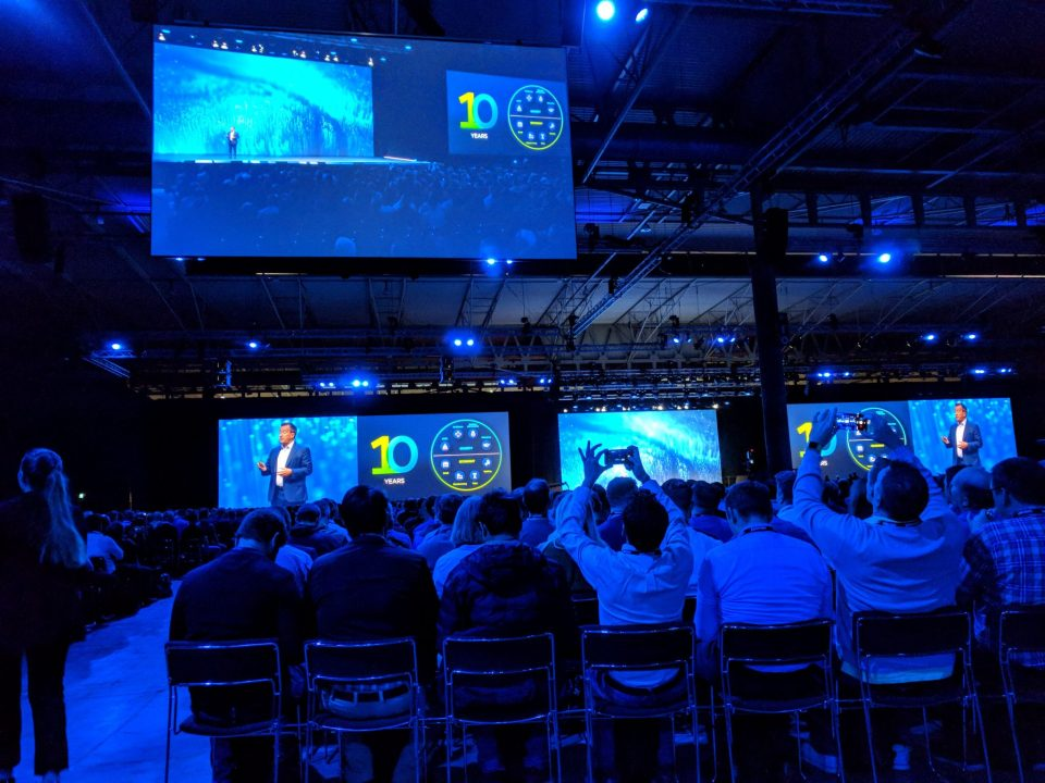 VMworld 2018 EU - Opening Keynote