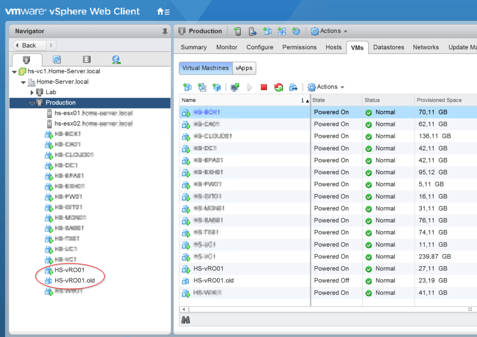vRealize Orchestrator 7.5 - Old and New
