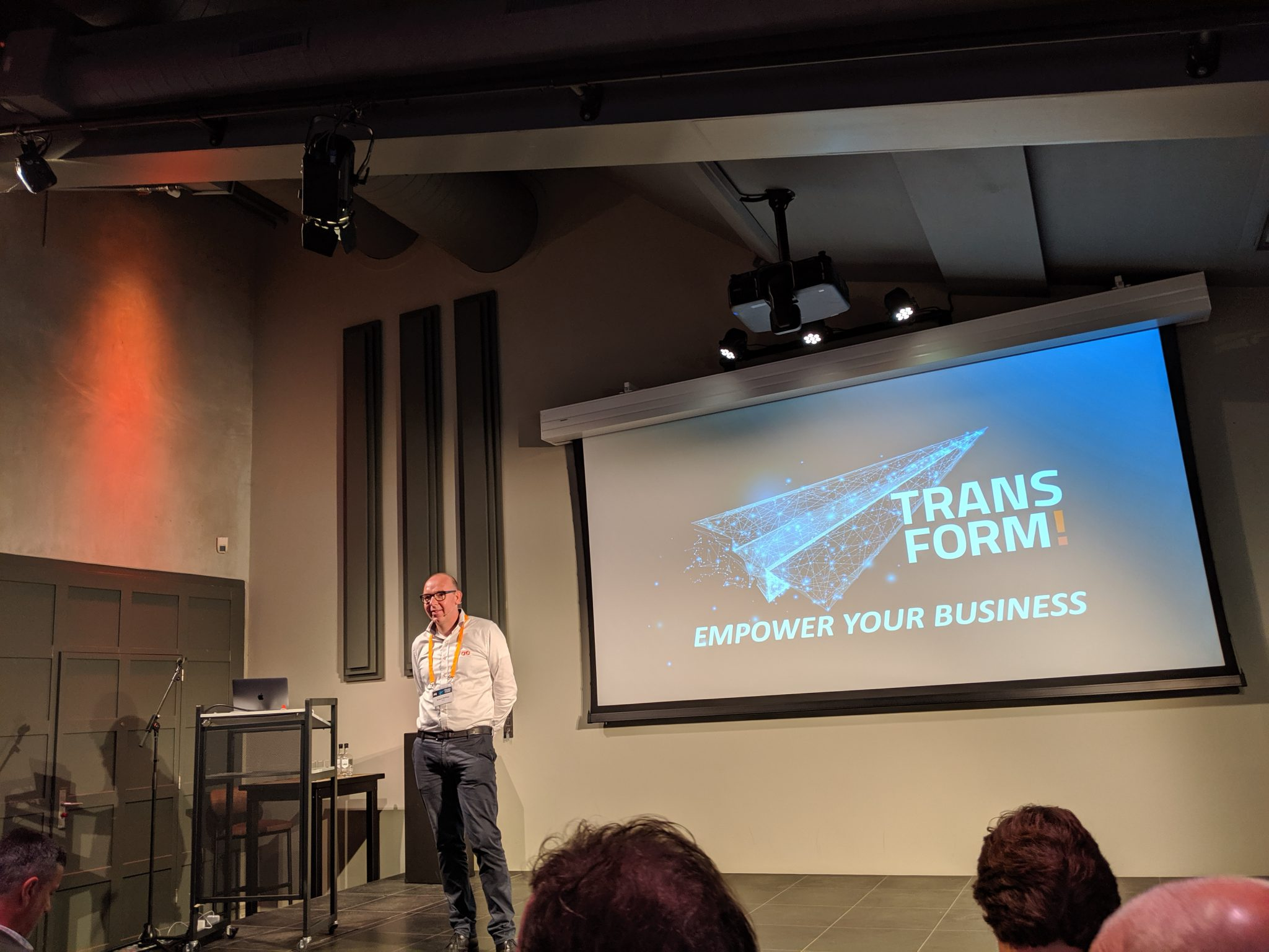 ITQ - CEO Robert Hellings - Kickoff Transform