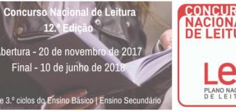 12ª Edição do Concurso Nacional de Leitura (CNL)
