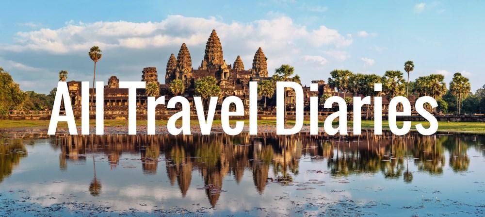 Angkor Watt in Cambodia