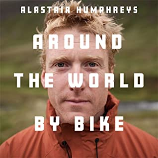 Book review for Around the World by Bike