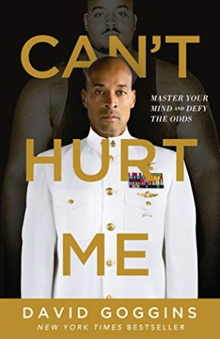 Book cover for: Can't Hurt Me
