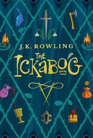 Book cover for the Ickabog