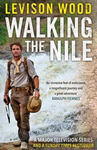 Book cover for Walking the Nile