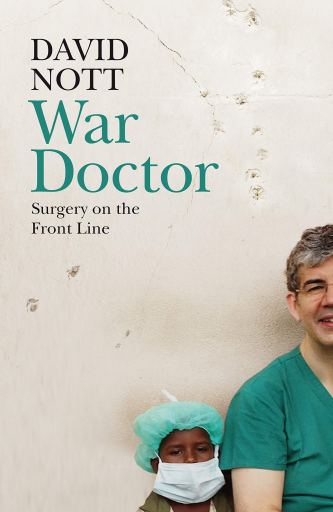 Book cover for War Doctor