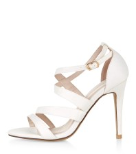 Ankle strap heels New Look