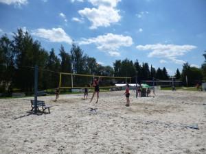 Freiberger Beachserie Bild vom Spiel