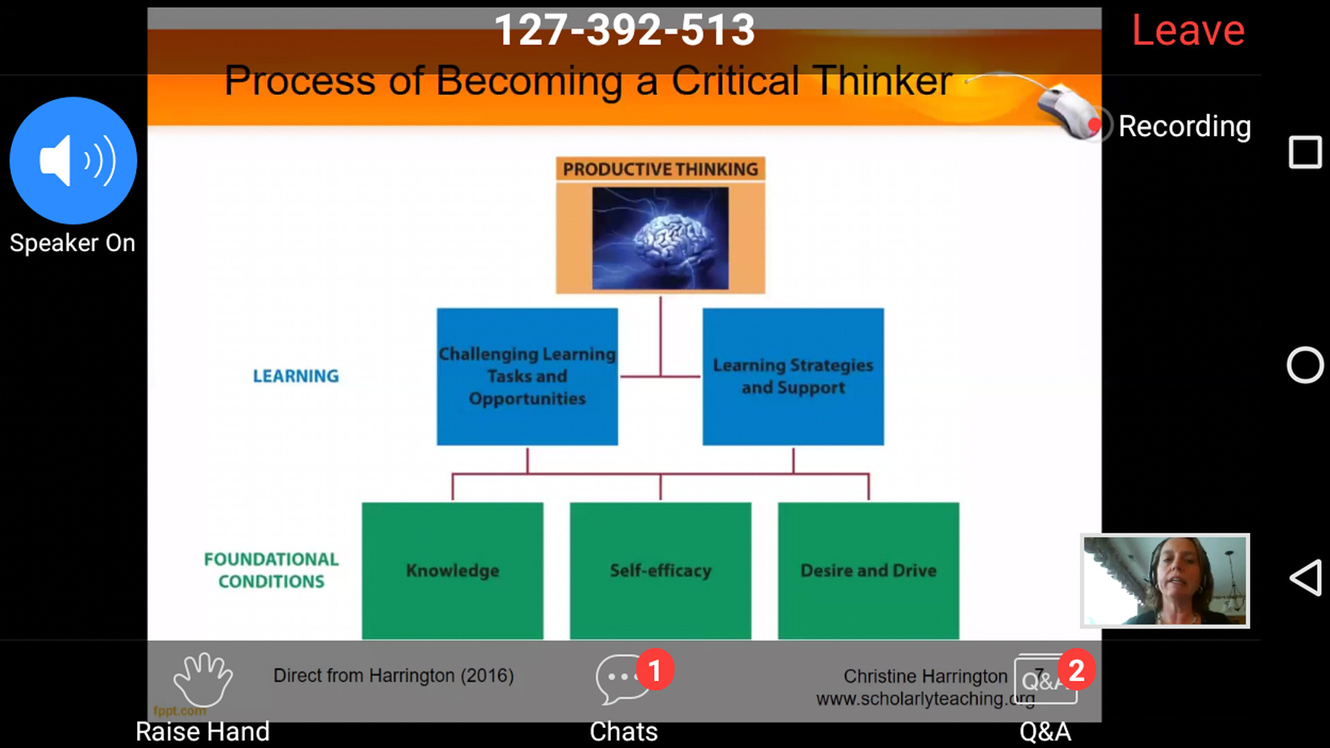 screen capture of a hierarchical organization chart