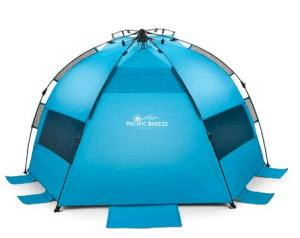 pacific breeze beach tent