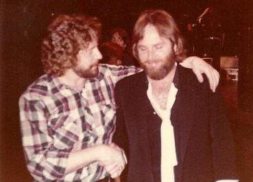Carl Wilson of the Beach Boys and Bobby, Agora Ballroom