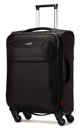 Samsonite Lift Spinner 21 Inch Expandable Wheeled Luggage carry on 2016