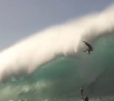 different types of surfing waves