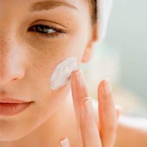 moisturizer for sunburns