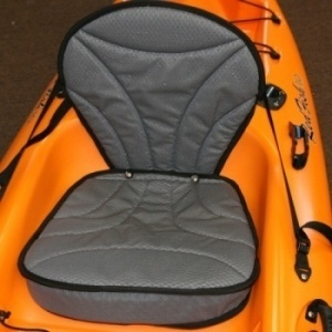 comfortable kayak seats