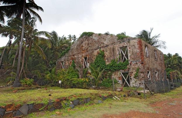 islands of salvation ruins