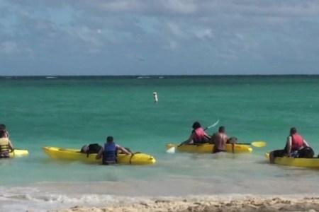 kayaking tips for beginners