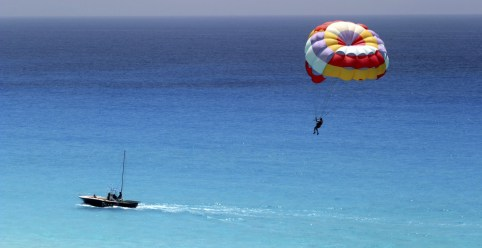 what is parasailing