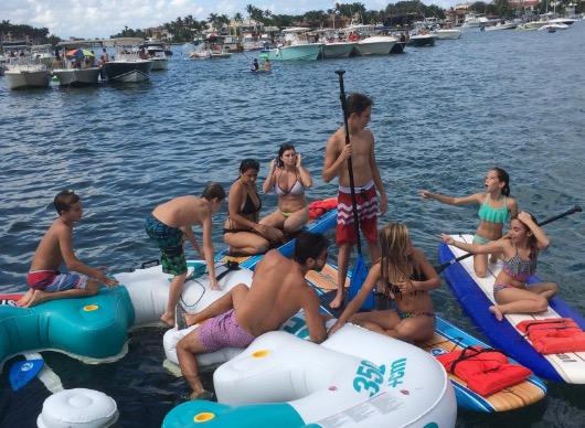 best floating islands 2016