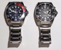 illuminated dive watches for men