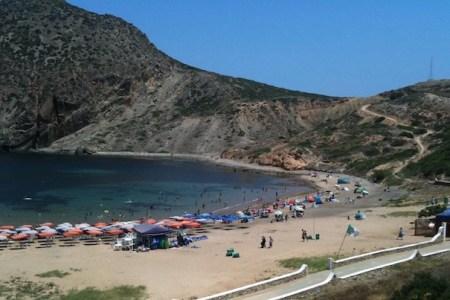 madagh beach oran algeria
