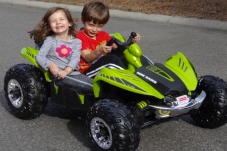 power wheels camo 4 dune buggy racer review