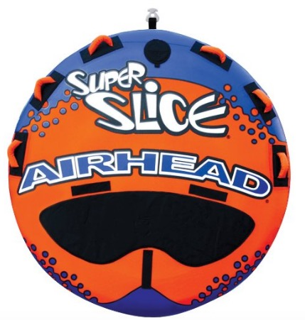 airhead super slice towable inflatable review