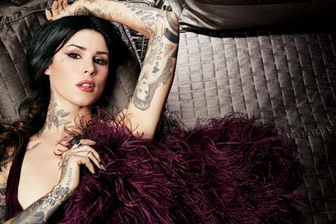 kat von d tattoo artist tv star
