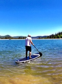 paddle board stand up ten toes