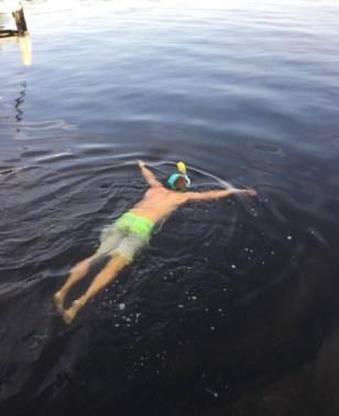 seaview full face snorkel mas review