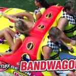 Sportsstuff Bandwagon Inflatable Towable Review