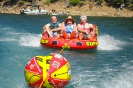 sportstuff super mable towable raft review