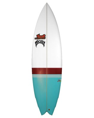 swallow tail surfboard