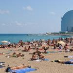 The World Goes Wild For These City Beaches – Barcelona, Spain