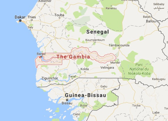 africa the gambia