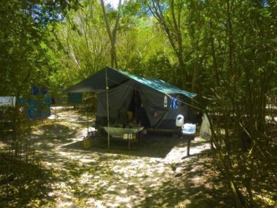 camping cinnamon bay