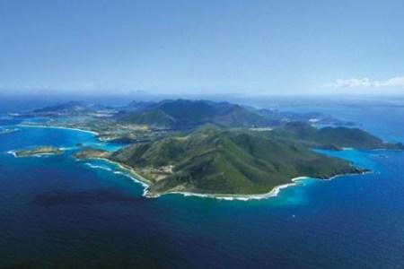 saint martin carribean island
