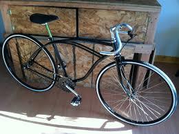 single speed cruiser bike