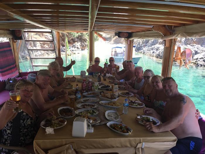 fethiye bay boat tours