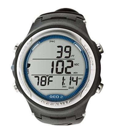 Oceanic Geo 2.0 Air/Nitrox Computer Watch